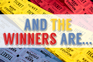 Early Registrant Contest Winners